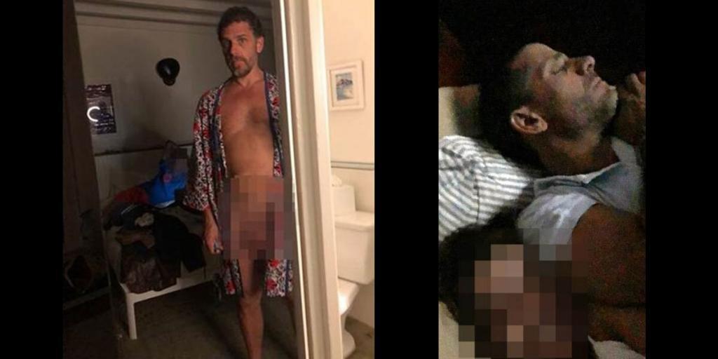 BREAKING EXCLUSIVE: Hunter Biden Pictures of Himself